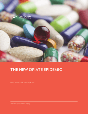 The New Opiate Epidemic