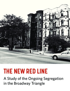 The New Red Line: A Study of the Ongoing Segregation in the Broadway Triangle