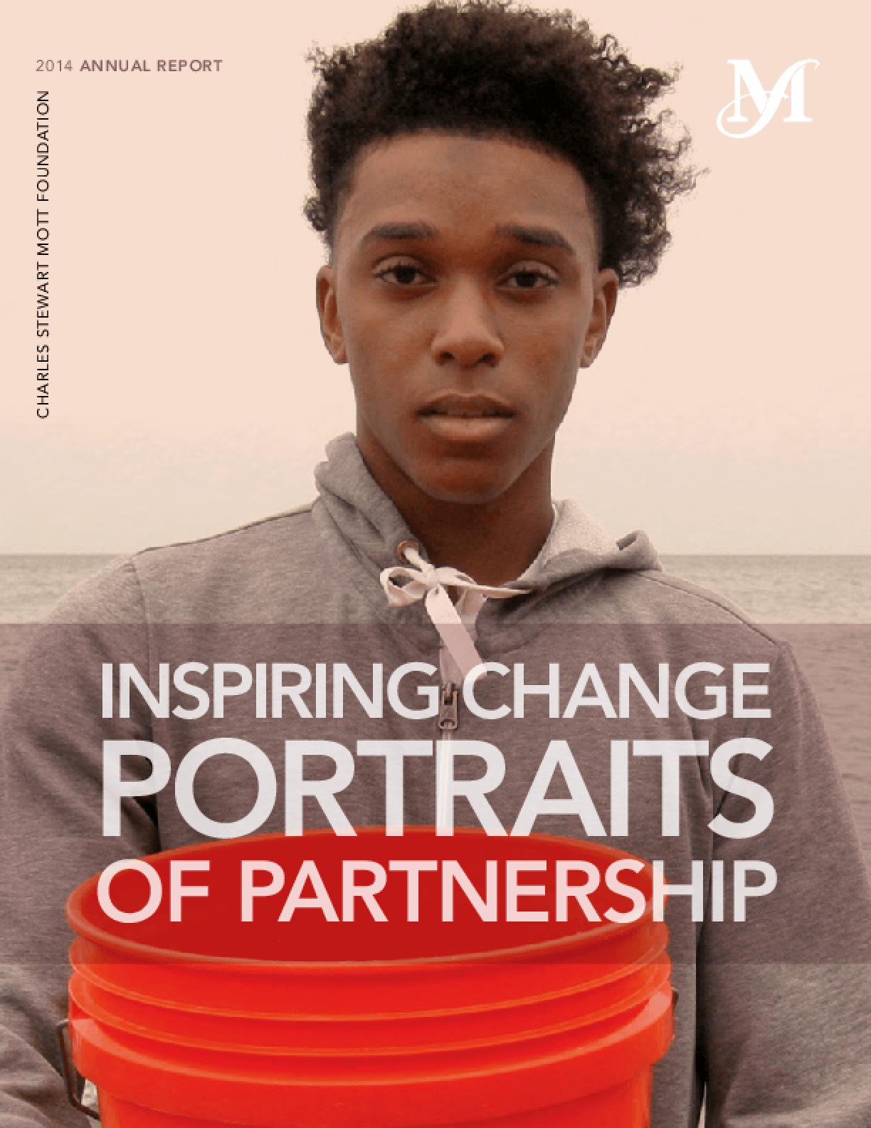 Inspiring Change: Portraits of Partnership