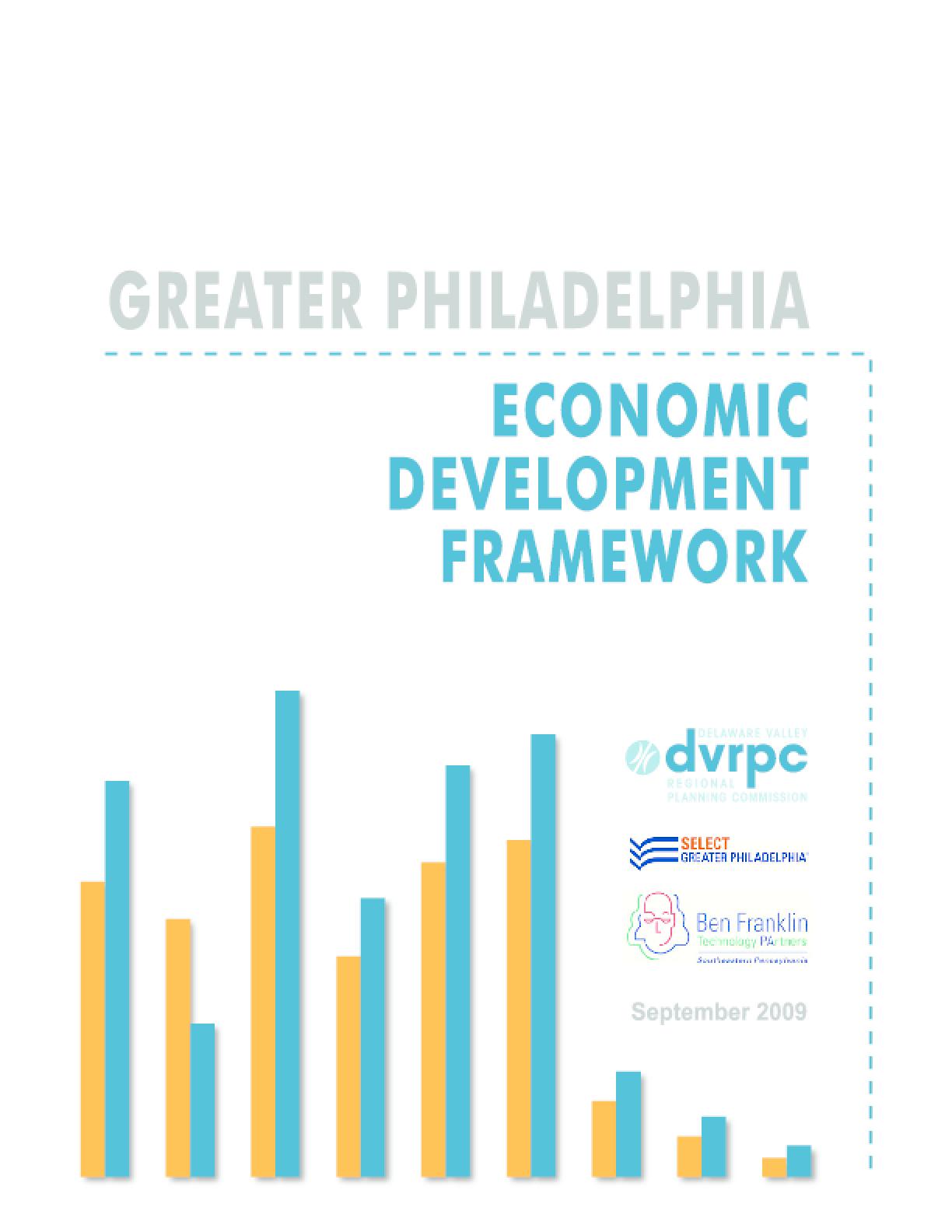 Greater Philadelphia Economic Development Framework
