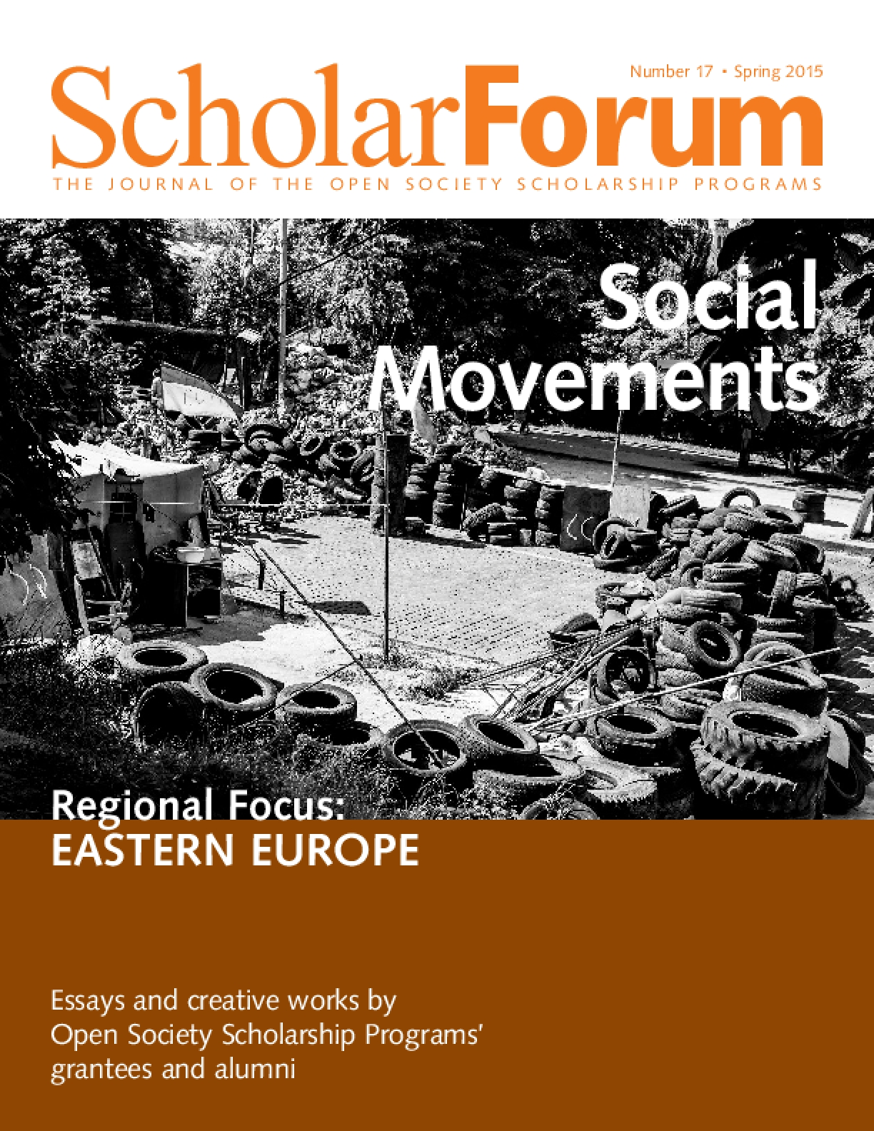 ScholarForum: Social Movements/Eastern Europe