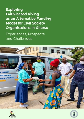 Exploring Faith-based Giving as an Alternative Funding Model for CSOs