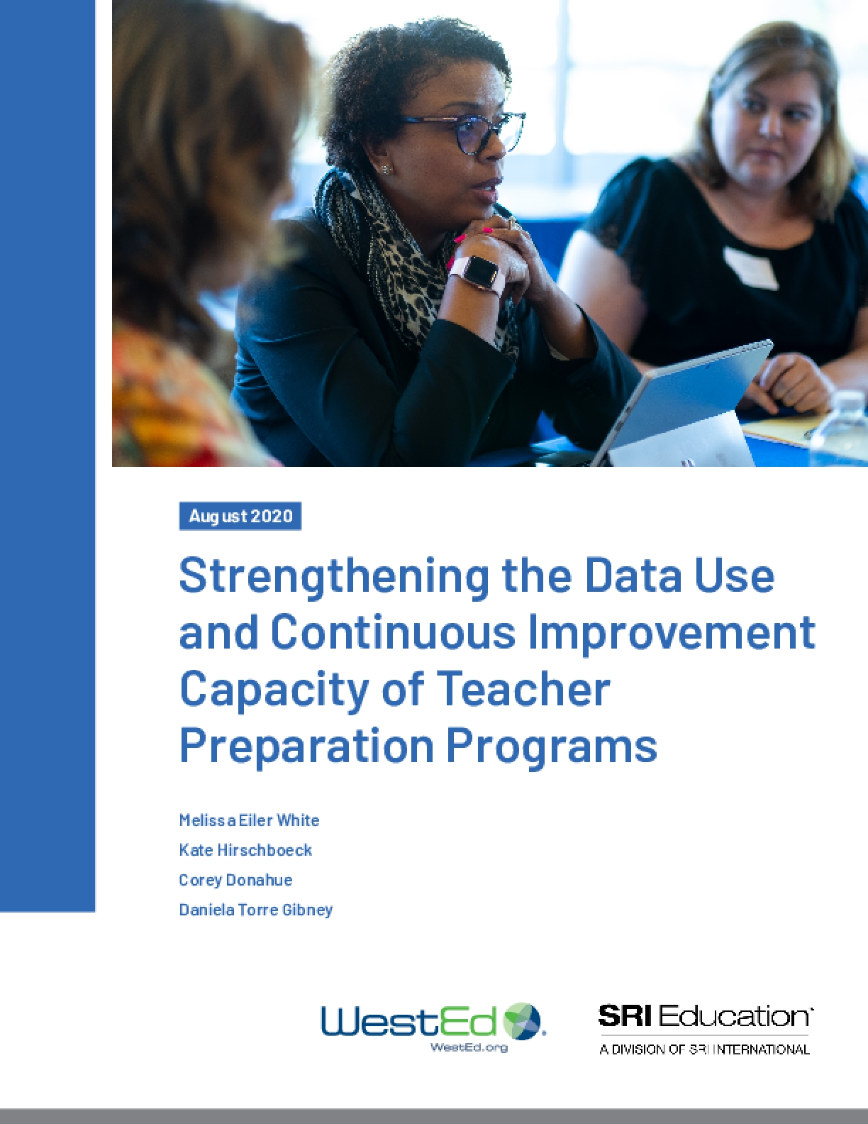 Strengthening the Data Use and Continuous Improvement Capacity of Teacher Preparation Programs