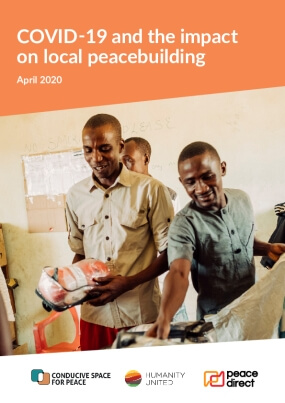COVID-19 and the Impact on Local Peacebuilding